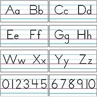 "ARGUS ""Manuscript"" Alphabet Bulletin Board Set (T-1858)"