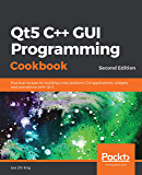 Qt5 C++ GUI Programming Cookbook: Practical recipes for buil…