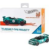 "Hot Wheels ID Tesla 型号 S id '15 Jaguar F-Type Project 7 ""Mul…"