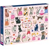 Cool Cats A-Z 1000 Piece Puzzle