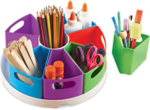 Learning Resources LER3806 营造空间 存储物件,多色