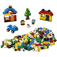 LEGO 乐高 基础创意拼砌系列 乐高创意入门款 4628