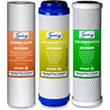 iSpring F3 Reverse Osmosis Water Filter Replacement Pack