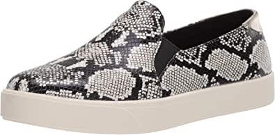 Cole Haan 女士 Grandpro Spectator 2.0 一脚蹬运动鞋,异域风情蛇纹印花浮石/LT 金色/黑色/象牙色