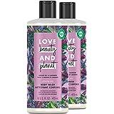 Love Beauty And Planet 沐浴露 Argan Oil & Lavender 16 ounce, 2…