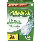 Polident 3 分钟*牙齿清洁剂-84 克拉