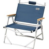 Coleman 椅子 火炉用折叠椅 ネイビー(Amazon.co.jp限定)