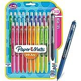 Paper Mate InkJoy 中性笔,中粗笔尖,多色,20 支装