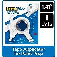 ScotchBlue TA3-SB 画家胶带,蓝色,1 个入门卷 1.41 英寸。 x 20 码。