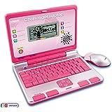 VTech 伟易达 Challenger笔记本电脑(粉色)