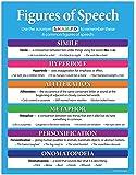 *磁铁语言人物 - 语言艺术海报 - 43.18 x 55.88 厘米 - 层压.
