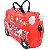 英国 Trunki 骑坐式小型行李箱-伦敦巴士TR0186-GB01