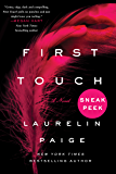 First Touch - Sneak Peek (A First and Last Novel) (English E…