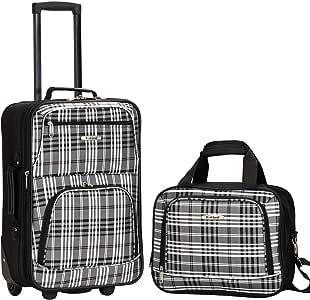 Rockland 行李两件套 Blackcross 均码