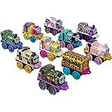 Thomas & Friends Fisher-Price 迷你造型蒸汽玩具,多色