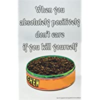 海报 #174 Absolutely- Chew Tobacco:海报系列