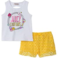 JUICY Couture 女婴2件短裤套装