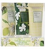 Heathcote & Ivory Neroli and Lime Leaves 手和*油系列,30 ml,3件装