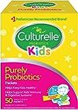 Culturelle 康萃乐 儿童每日膳食补充剂| 50个独立包装| 包装可能会有所不同
