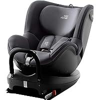 Britax 宝得适 DUALFIX2 R 双面骑士2 汽车安全座椅,Isofix安装,可360°旋转,适合0-4岁,灰色
