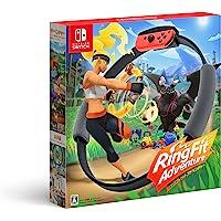 任天堂 Nintendo Switch 健身環大冒險 新垣結衣代言 體感健身環 支持簡體中文/繁體中文 普通話語音