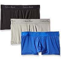 Calvin Klein 男士超细纤维弹力多用组合低腰裤