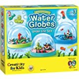 Creativity for Kids Make Your Own Water Globes - Under the Sea Snow Globes