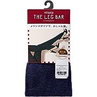 ATSUGI 厚木 紧身裤袜 THE LEG BAR系列[日本制] 450D左右 含羊毛 混纺无花纹 女士 BL1681