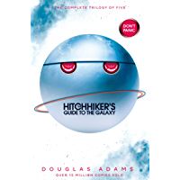 The Ultimate Hitchhiker's Guide to the Galaxy: The Complete…