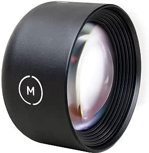Moment - 58 毫米长镜头适用于 iPhone、Pixel、Samsung Galaxy 和 OnePlus 相机手机