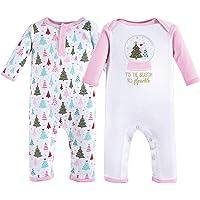 Hudson Baby 婴儿棉布联盟套装,2 件装