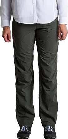 ExOfficio 女士 BugsAway Damselfly 裤子小码,北欧色,2
