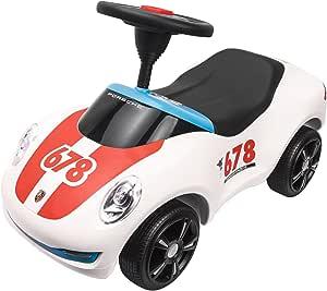 """BIG 800056348 """"高级保时捷""""汽车玩具Bobby,白色"""