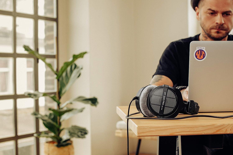 英亚海外购-Beyerdynamic 拜亚动力 DT990 PRO 250Ω 高保真开放式头戴耳机