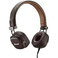 Marshall 馬歇爾 Major III 有線頭戴式耳機,棕色—新