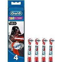 Oral-B 欧乐B 儿童电动牙刷用 星际大战 4支装
