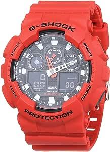 Casio 卡西欧 G-Shock GA-100B-7AER 男士手表 树脂
