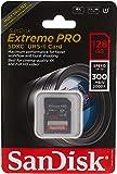 Sandisk Extreme Pro - 闪存卡 - 128 GB - SDXC UHS-II - 黑色