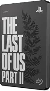 Seagate 希捷 2 TB外置便携式硬盘 PS4游戏驱动器-USB 3.0《The Last of Us II》特别版,专为PS4设计(STGD2000202)