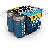 RAYOVAC D 高能碱性电池 6 6