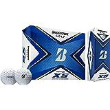 Bridgestone 2020 Tour B XS 高尔夫球 12 打白色