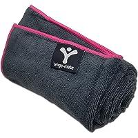 YOGA MATE 完美 yoga towel – 超级柔软,可吸水,防滑 bikram HOT yoga 毛巾 | 完…