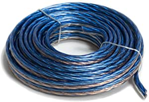 Atrend 25SWI-10B Surge 25' Installer Series 10 Gauge Speaker Wire 蓝色 50 FT. - 10 GAUGE