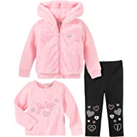 Juicy Couture 橘滋 女婴 3件套 夹克 裤子 套装 裤子