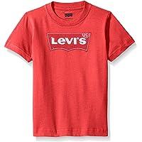 LEVI'S 男孩蝙蝠袖 T 恤