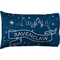 Jay Franco Harry Potter 星星枕套 Blue - Ravenclaw 标准