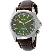 Seiko Men's SARB017 Mechanical Alpinist Analog Automatic Sel…