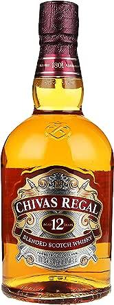 Chivas Regal 芝华士12年苏格兰威士忌500mL(英国进口)