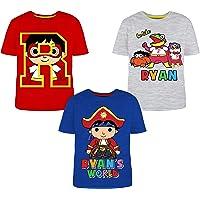 Ryan's World 3 件装 T 恤