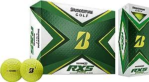 Bridgestone 2020 Tour B RXS 高尔夫球 1 打黄色